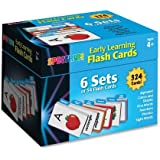 Early Learning Flash Cards: 6 Sets of 54 Flash Card (Spectrum)