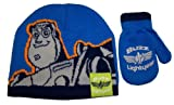 Disney Boys Toy Story Knit Short Hat and Mitten Set - Toddler [4010]
