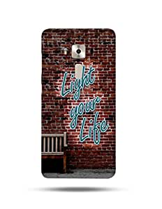 alDivo Premium Quality Printed Mobile Back Cover For Asus Zenfone 3 Deluxe ZS570KL / Asus Zenfone 3 Deluxe ZS570KL Back Case Cover (MKD039)
