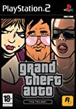Grand theft auto trilogy playstation 2 ps2