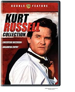 Kurt Russell Collection (Executive Decision / Unlawful Entry) from Warner Home Video