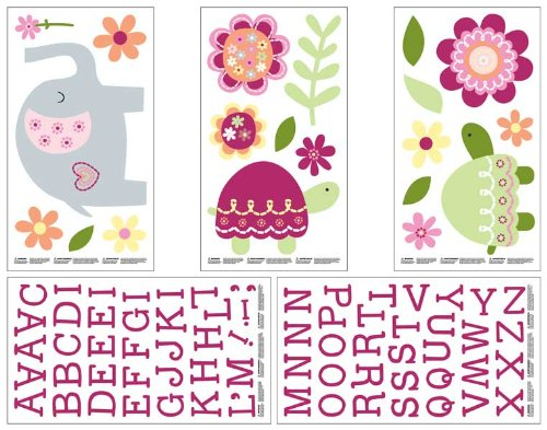 NoJo Jumbo Joy Wall Decals