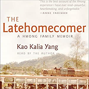 The Latehomecomer Audiobook