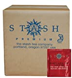 Stash Tea Double Spice Chai Black 100 Count Box