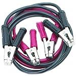 Rolson 42949 - Cables de arranque (2,5 m, 400 A)