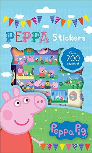 Peppa Pig 700+ Adesivi