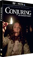 Conjuring : les dossiers Warren [DVD + Copie digitale]