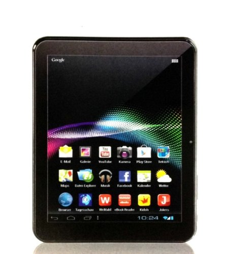 Tablet PC 4 WI-FI 8GB 8Zoll DualCore Prozessor - neuestes Update Android 4.2 -