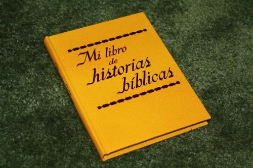 Mi Libro de Historias Biblicas (My Book of Bible Stories Spanish