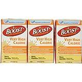Boost® VHC -Very High Calorie, Vanilla 237 mL (8 fl oz), 27/case