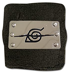 Naruto Anti Leaf Village Itachi Wristband Sweatband