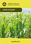 Recolecci�n de cultivos herb�ceos. AG...