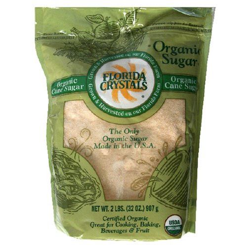 Buy Florida Crystals Natural Sugar, Cane, 2-Pound Bag (Pack of 4) (Florida Crystals, Health & Personal Care, Products, Food & Snacks, Baking Supplies, Honey Syrups & Sweeteners, Sugars)
