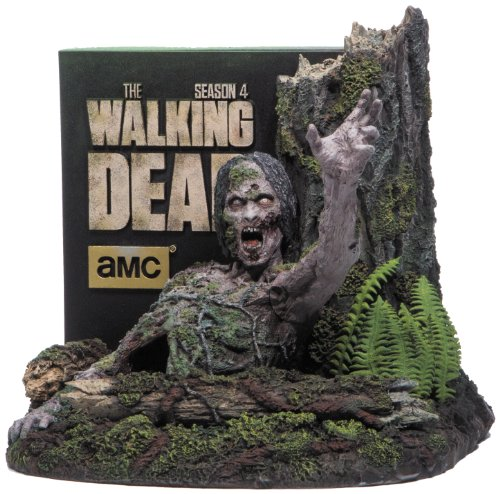 Sale alerts for Anchor Bay Entertainment Canada The Walking Dead: Season 4 (Limited Edition) [Blu-ray + Digital Copy] - Covvet