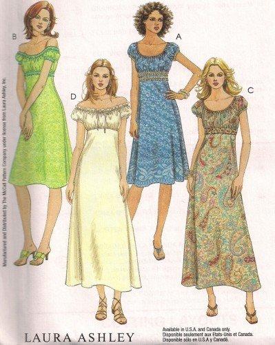 McCall's M5039 Misses Dresses