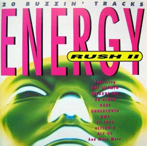 Dr. Alban - Energy Rush 2 - Zortam Music