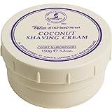 Taylor of Old Bond Street Shaving Cream Bowl, Coconut, 5.3 Ounce