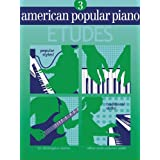 American Popular Piano Etudes Book 3