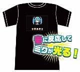 初音ミク イルミネーションTシャツ【C】 (Lサイズ)