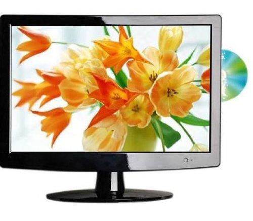 ujores qmedia q15a2d tv lcd 15 6 avec lecteur dvd int gr 720p tnt hdmi noir. Black Bedroom Furniture Sets. Home Design Ideas
