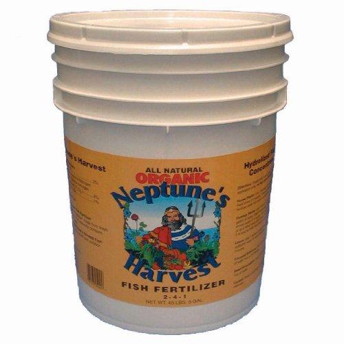 Neptune'S Harvest Hf150 Organic Hydrolized Fish Fertlizer, 5-Gallons