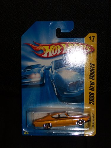 Hot Wheels 2008 New Models Series (#17 of 40) '69 Chevelle SS 396