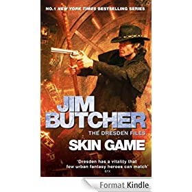 Skin Game (The Dresden Files, Book 15)