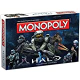 USAopoly Monopoly: Halo Collector's Edition Board Game (Color: Multi-colored)