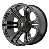 XD-Series 778 Monster Matte Black Wheel (18x9