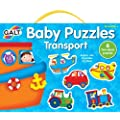 Galt New Baby Puzzles - Transport