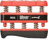 Gripmaster Medium Tension Hand & Finger Exerciser - Red 7lb