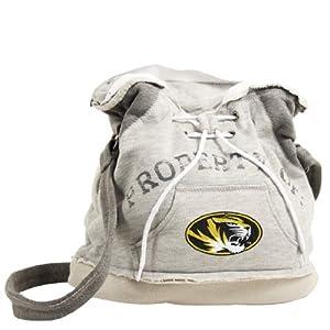 NCAA Missouri Hoodie Duffel by Pro-FAN-ity Littlearth