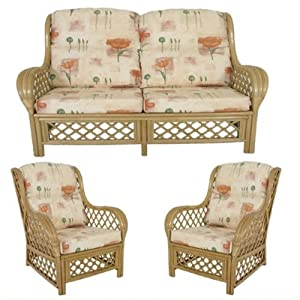 Cane And Rattan Conservatory Furniture Cane Conservatory Furniture CUSHIONS ONLY Full Suite Choice Of Colours