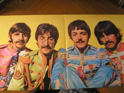 Beatles Sgt. Peppers Lonely Heart Club Band by BEATLES