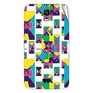 Garmor Designer Mobile Skin Sticker For Huawei G610s - Mobile Sticker