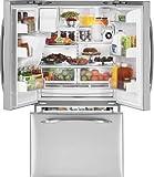 GE Profile : PFSS9PKYSS 28.5 cu.ft. Bottom Freezer Refrigerator - Stainless ....
