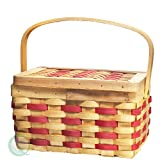 Image of Chipwood Picnic Rectangle Basket
