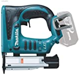 Makita BPT351ZJ Battery-Powered Pin Tacker 18 V in Makpac Batteries and Charger Not Included