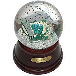 MLB Seattle Mariners Safeco Field Seattle Mariners Musical Globe by Sports Collector
