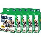 Fujifilm Instax Wide Film x 2,  5Pk - 100 EXP