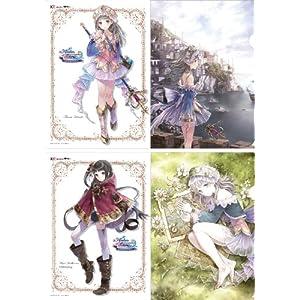 アーランドの錬金術士シリーズ クリアファイルセット【トトリ&ミミ】