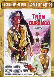 UN TREN PARA DURANGO [Non-USA DVD format: PAL, Region 2 -Import- Spain