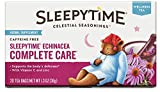 Celestial Seasonings Sleepytime Echinacea Complete Care Wellness Tea Herbal Supplement, 20 Count