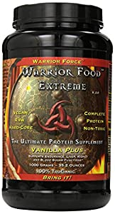Healthforce Warrior Food Extreme Vanilla Plus Powder, 1000 Gram