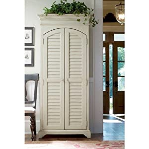 Amazon.com - Paula Deen Home Utility Cabinet, Linen - Free