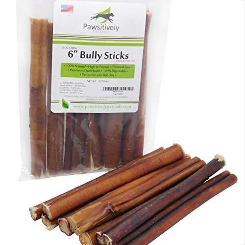 best free range bully sticks for dogs made in the usa 6 inch all natural premium grass fed 100. Black Bedroom Furniture Sets. Home Design Ideas