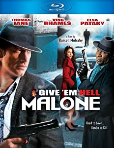 Give 'Em Hell Malone [Blu-ray]
