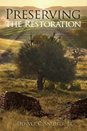 Preserving the Restoration