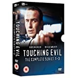 Touching Evil - The Complete Series 1-3 [DVD]by Robson Green