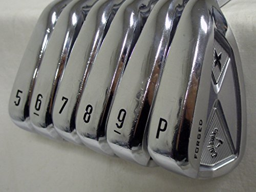 Callaway X Forged 13 Irons Set 5-PW (Project X PXI, 5.5 REGULAR, 1* UP) Golf